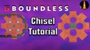 Chisel Gear Tutorial Boundless v 203