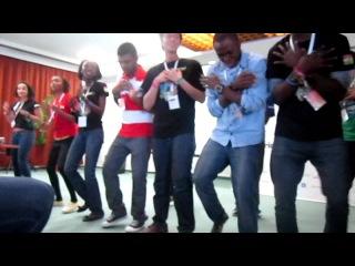 AIESEC Nigeria roll call IPM 2012