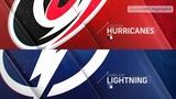 Carolina Hurricanes vs Tampa Bay Lightning Oct 16, 2018 HIGHLIGHTS HD
