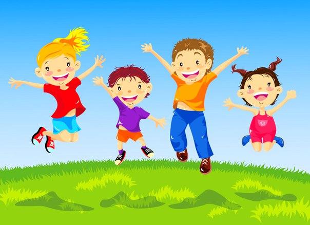 Лечебные подвижные игры для детей