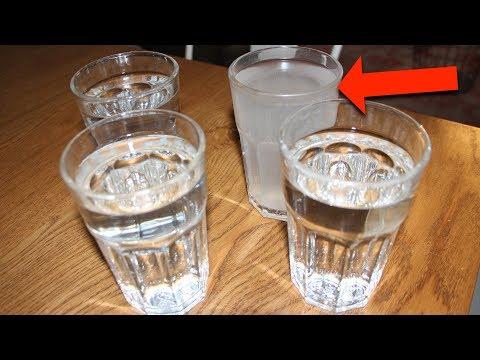 Trinke 4 Wassergläser jeden Morgen VERRÜCKT WAS PASSIERT