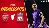 Highlights Arsenal 1-1 Liverpool Reds take point from Emirates