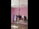 Jenia Gonecha - Pole Dance Динамик