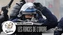 Les forces de l'ordre LES IENCLIS DE LA SEMAINE LaSauce sur OKLM Radio OKLM TV