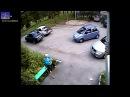 Автомобильные приколы с девушками за рулем