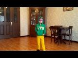 Черепашка нинзя танцует под песню!!детский канал.детское видео для детей!!