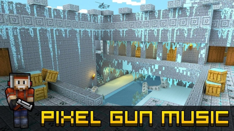 Aztec Temple (15.8.1) - Pixel Gun 3D Soundtrack