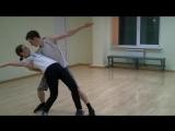 Лирический свадебный танец. Исполняют Евгения и Геннадий - наши молодожены