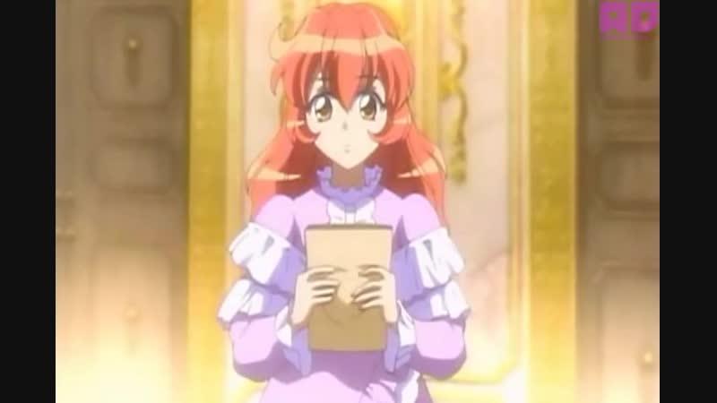 3 серия | Добрая колдунья с Запада | Nishi no Yoki Majo: Astraea Testament [Amazing Dubbing]
