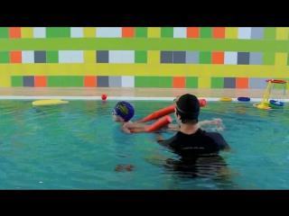 Персональная тренировка в бассейне Lime Fitness