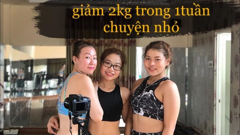 Bài 10: Aerobic Dance giảm 2kg trong 1 tuần chuyện nhỏ