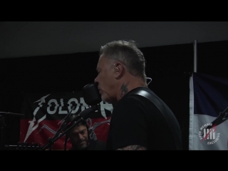 Metallica: Tuning Room (Bologna, Italy - Night #2 - 2018)