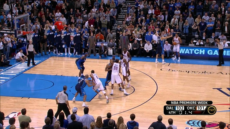 Vinsanity and Durant make for classic ending