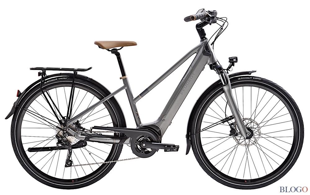 Электровелосипеды Peugeot Cycles