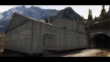 GTA5 - warehouse office from Alan Wake