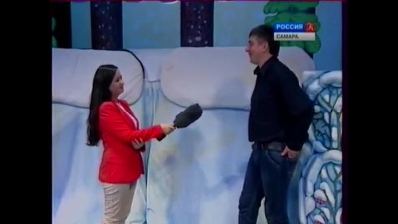 ГТРК Культура Сюжет о премьерном показе спектакля Солнышко и Снежные человечки