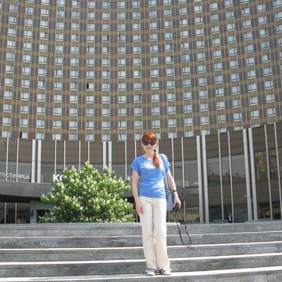 Екатерина Корзникова, 30 июня 1995, Санкт-Петербург, id58424743
