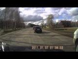 Обочечник устроил аварию в Кировской об