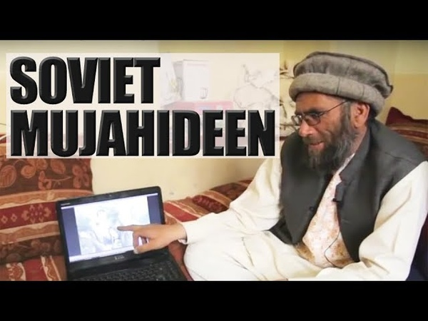 Sheikh Abdullah, the Soviet Mujahideen in Afghanistan