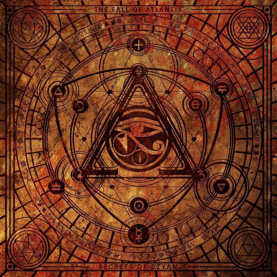 The Fall Of Atlantis - Secrets Of Dzyan (2018)