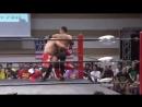 Fuminori Abe vs Hideki Sekine Hard Hit Fight 4 Da Future