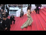 Aishwarya Rai Bachchan - Day 2 Cannes Red Carpet Walk 2014