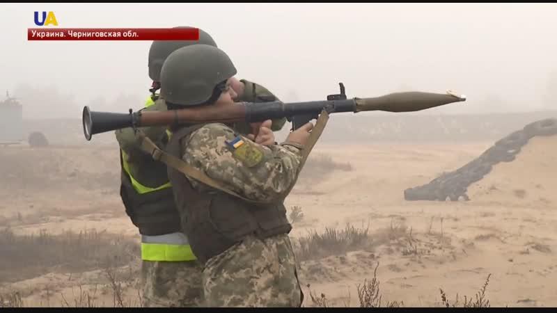 У Чернігівській області проходять навчання офіцерів цивільно-військового співробітництва