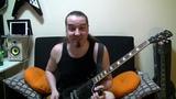 Глеб рассказывает о своей Gibson SG