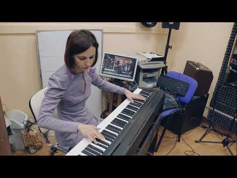Уроки фортепиано в липецкой Школе Рока Лунная соната Алевтина