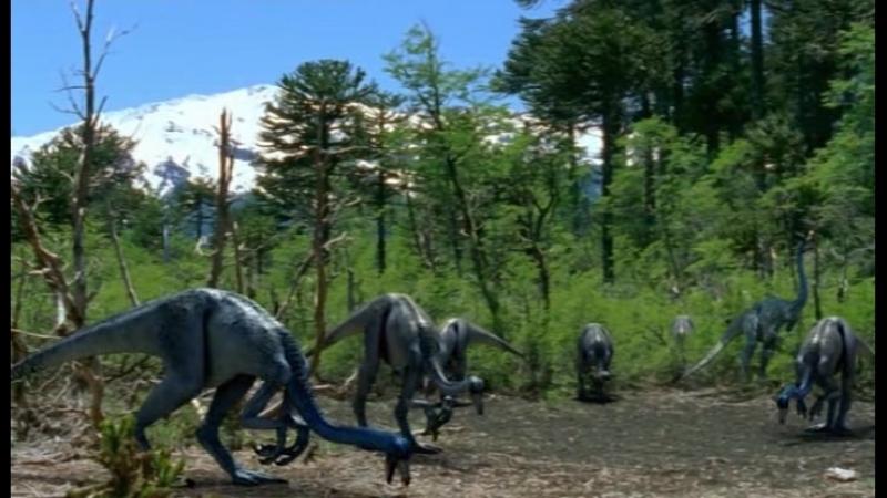 Доисторический парк 1 Серия. Возвращение Ти-Рекса