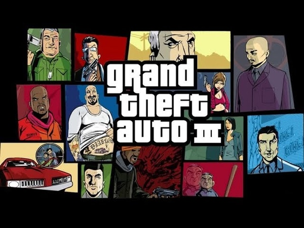 GTA 3 Проохождение: Отвали от моих телок