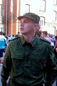 Георгий Потехин, 3 августа 1992, Санкт-Петербург, id3900055