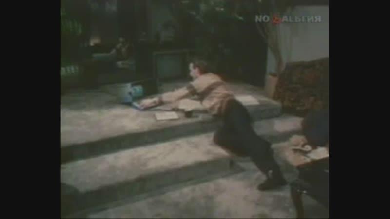 Передача 80-х Камера смотрит в мир с писателем Генрихом Боровиком