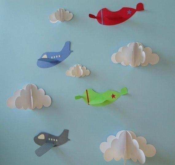 Объемная аппликация: творчество с детьми....