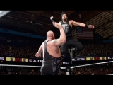 (WWE Mania) Extreme Rules 2015 Roman Reigns vs. Big Show Last Man Standing Match