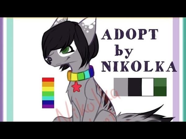 Redraw by NIKOLKA. How make a charaсterКак сделать персонажа
