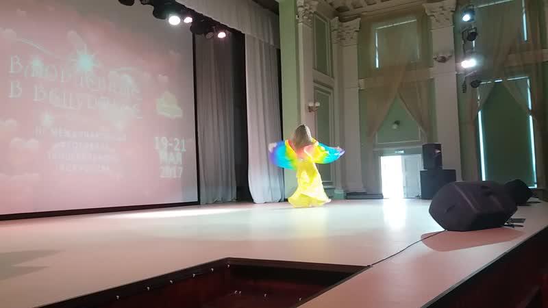 Панова Ирина. Номинация Классика Юниоры Начинающие (12-14 лет) - 4 место!