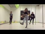 JAZZ - FUNK танцы Чебоксары студия Дайкири. Джаз-фанк