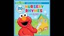 Sesame Street Nursery Rhymes hickory dickory dock