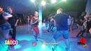 Andrey Bryuhovskih and Elena Bryleva Salsa Dancing in Malibu at The Third Front, Sun 05.08.2018 (SC)