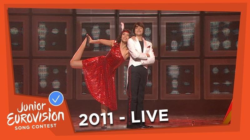 Dorijan Dlaka - Zimi Ovoj Frak - F.Y.R. Macedonia - 2011 Junior Eurovision Song Contest