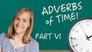 German Lesson (179) - Adverbs of Time - Part 6: eben ∙ gerade ∙ gleich - A2/B1
