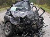 В Москве разыскивают водителя BMW, разорвавшего пополам ВАЗ 2109