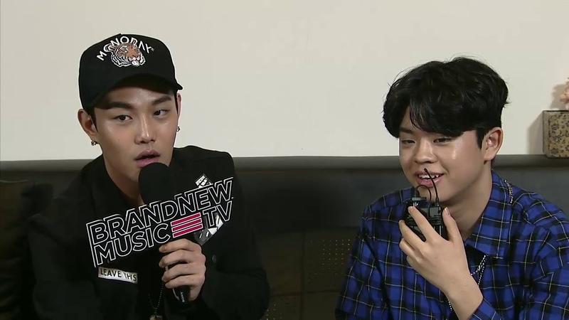 151024 브랜뉴TV ep10 - 영블러드 샴페인,캔들,양다일,강민희 Young Blood Special