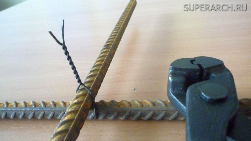 За прочность на изгиб в железобетонных конструкциях отвечает металлический каркас.