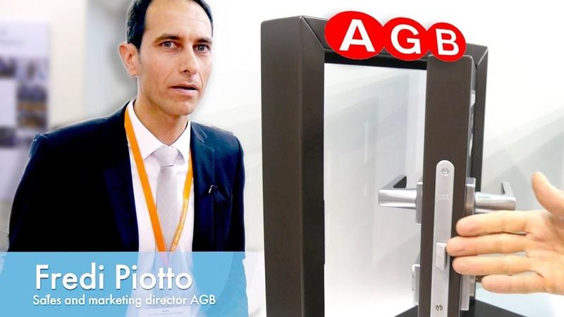 Новинки AGB на выставке MosBuild 2018