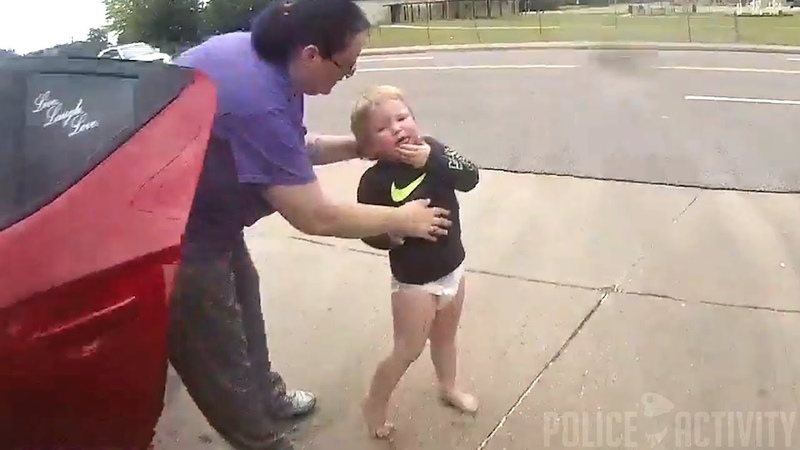 Bodycam Shows Deputy Save Boy From Choking On a Quarter