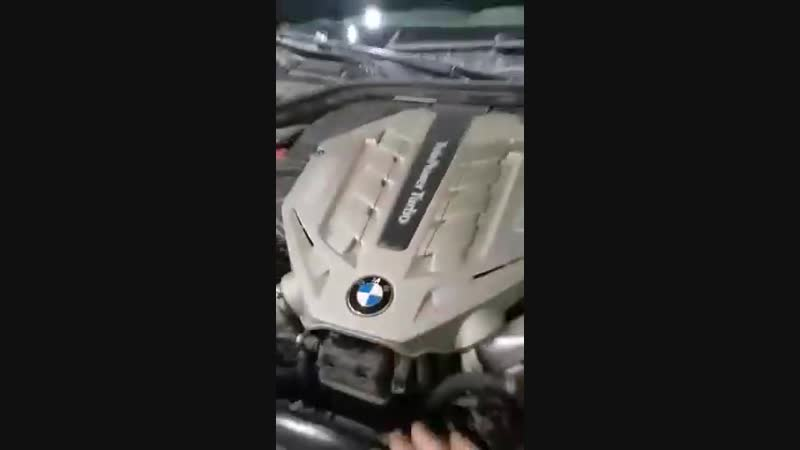 Крик души нашего моториста BMW