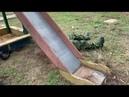 ДОНЕЦКИЙ вПОПУчленец Охраняет песочницу от солдат НАТО