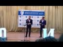 Выпускной Юридического института ТГТУ 2018